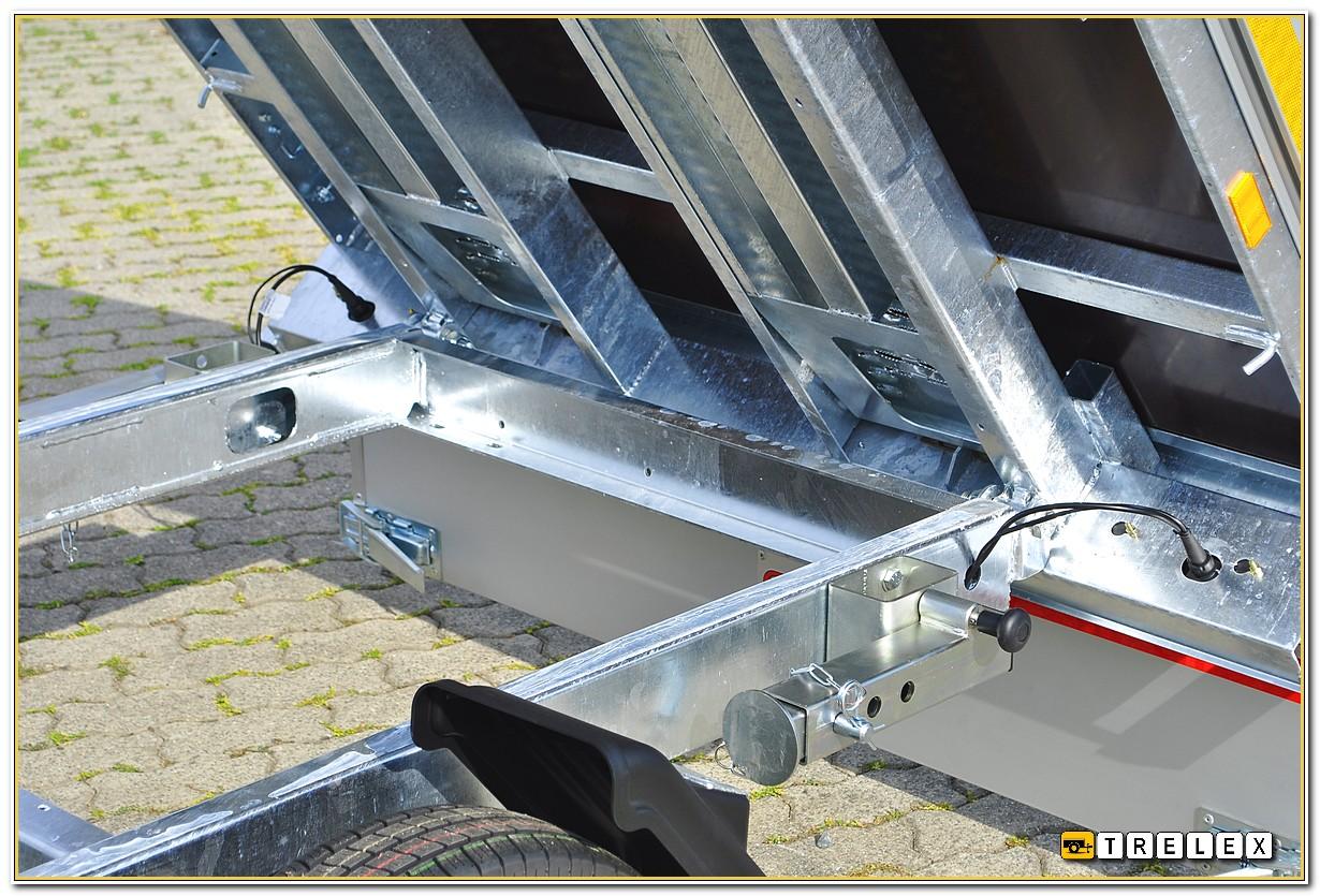 trelex pkw anh nger eduard heckkipper 310x160 2700 kg. Black Bedroom Furniture Sets. Home Design Ideas
