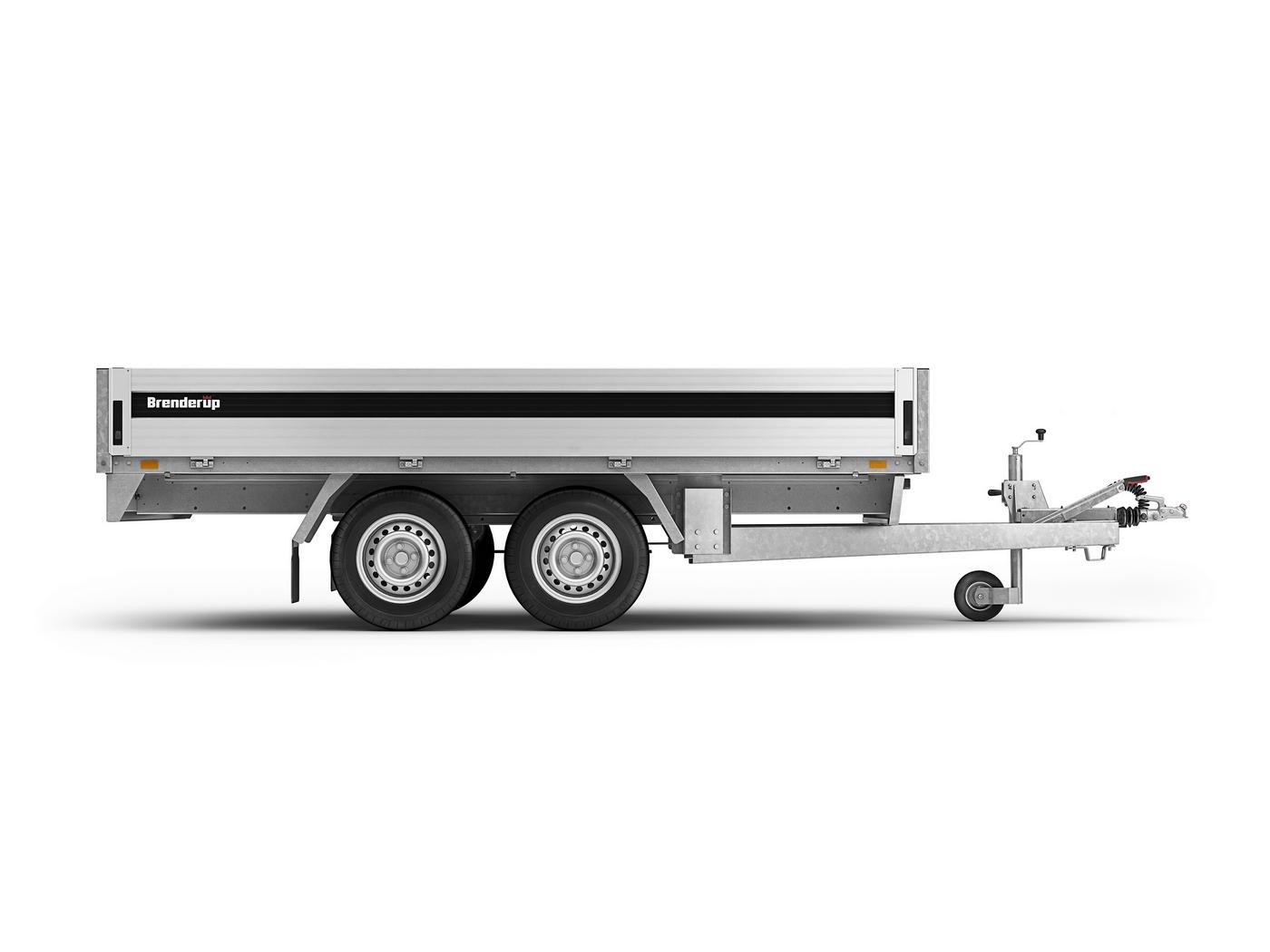 TRELEX PKW Anhänger. Brenderup 5325TB 2500 kg