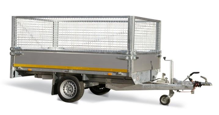 trelex pkw anh nger eduard kipper 260x150 2000 kg. Black Bedroom Furniture Sets. Home Design Ideas