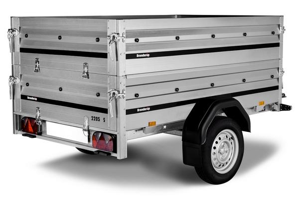 trelex pkw anh nger brenderup 2205s kv 750 kg. Black Bedroom Furniture Sets. Home Design Ideas